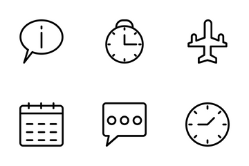 Business And Office 4 Icon Pack