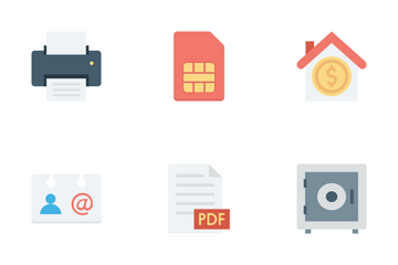 Business And Office Icon Pack