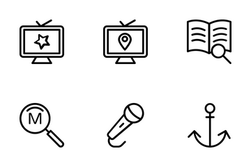 Business And Office 7 Icon Pack