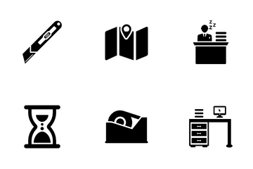 Business And Office Icon Pack Icon Pack