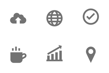Business And Office Vol 1 Icon Pack
