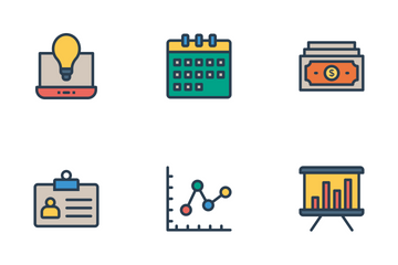 Business And Office Vol 2 Icon Pack