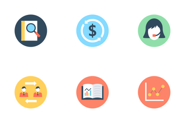 Business And SEO 2 Icon Pack