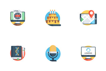 Business And Technology Icon Pack