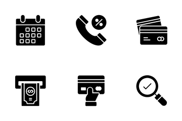 Business And Technology  VOL 1 Icon Pack