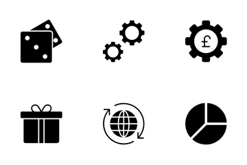 Business And Technology  VOL 2 Icon Pack