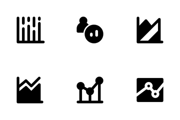 Business Chart & Diagram Icon Pack