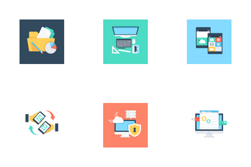 Business Concepts 1 Icon Pack