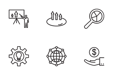 Business Concepts Icon Pack