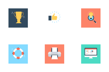 Business Concepts 2 Icon Pack