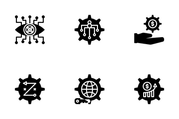 Business Development Icon Pack