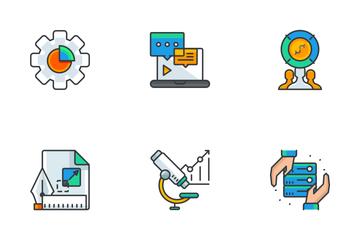 Business Development Vol 2 Icon Pack