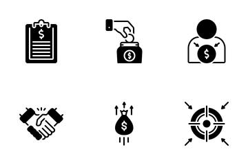 Business Economics Icon Pack