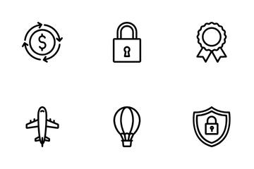 Business & Economics Icon Pack