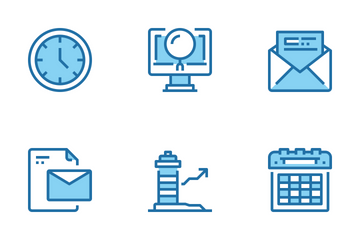 Business Elements  Icon Pack
