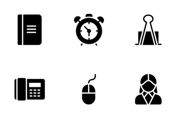 Business Essentials Icon Pack