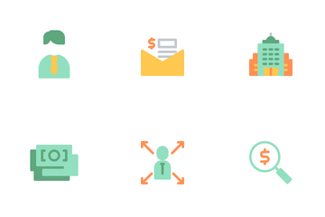 Business Finance Icon Pack