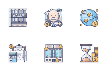Business & Finance Vol.2 Icon Pack