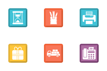 Business & Finance Vol 2 Icon Pack