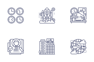 Business & Finance Vol.3 Icon Pack