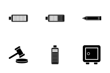 Business & Finance Vol 4 Icon Pack