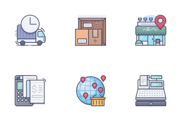 Business & Finance Vol.4 Icon Pack