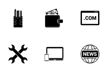 Business & Finance Vol 5 Icon Pack