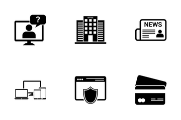 Business & Finance Vol 6 Icon Pack