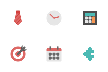 Business Flat Icon Pack