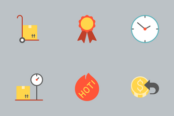 Business - Flat Icon Pack