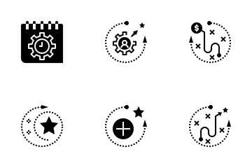 Business Goal Icon Pack