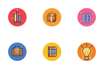 Business 4 Icon Icon Pack