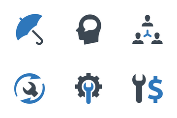 Business Icons 1 Icon Pack