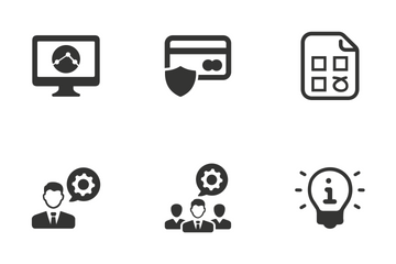 Business Icons Icon Pack