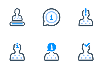Business Info Icon Pack