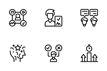 Business Integrity Icon Pack
