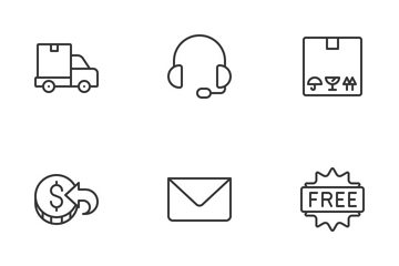 Business (line) Icon Pack
