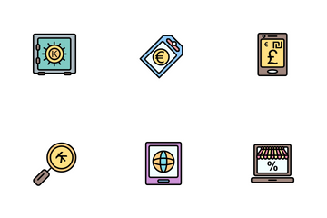 Business Line Filled - 2 Part-10 Icon Pack