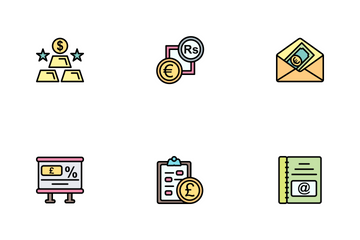 Business Line Filled - 2 Part-9 Icon Pack