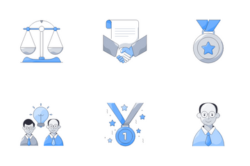 Business Management Icon Pack