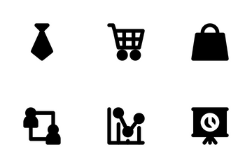 Business & Management Icon Pack