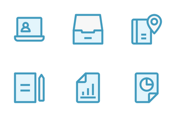 Business Management & Growth 1 Icon Pack