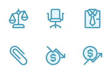 Business Management & Growth 3 Icon Pack