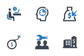Business & Marketing Icon Pack