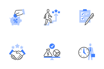Business Mix Icon Pack