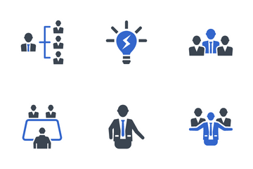 Business & Office Set - 1 Icon Pack
