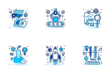 Business Part 1 Icon Pack
