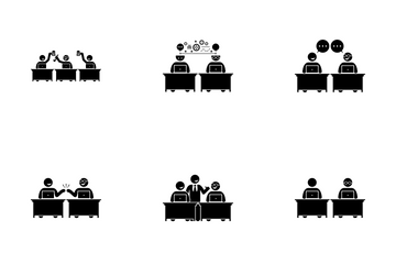 Business Partner Icon Pack
