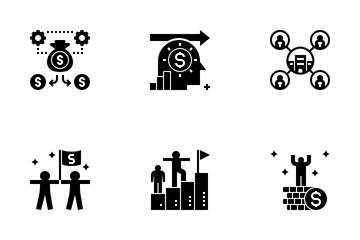 Business Partnership Icon Pack