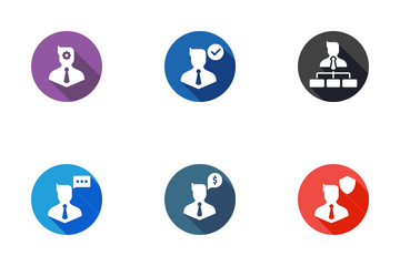 Business Power Icon Pack